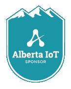 Alberta IoT Badge Sponsor