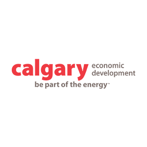 Alberta IoT Golf Tournament Golf Cart Sponsor Calgary Economic Development