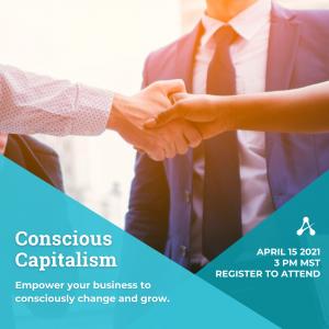 Conscious Capitalism ESG Event with Alberta IoT